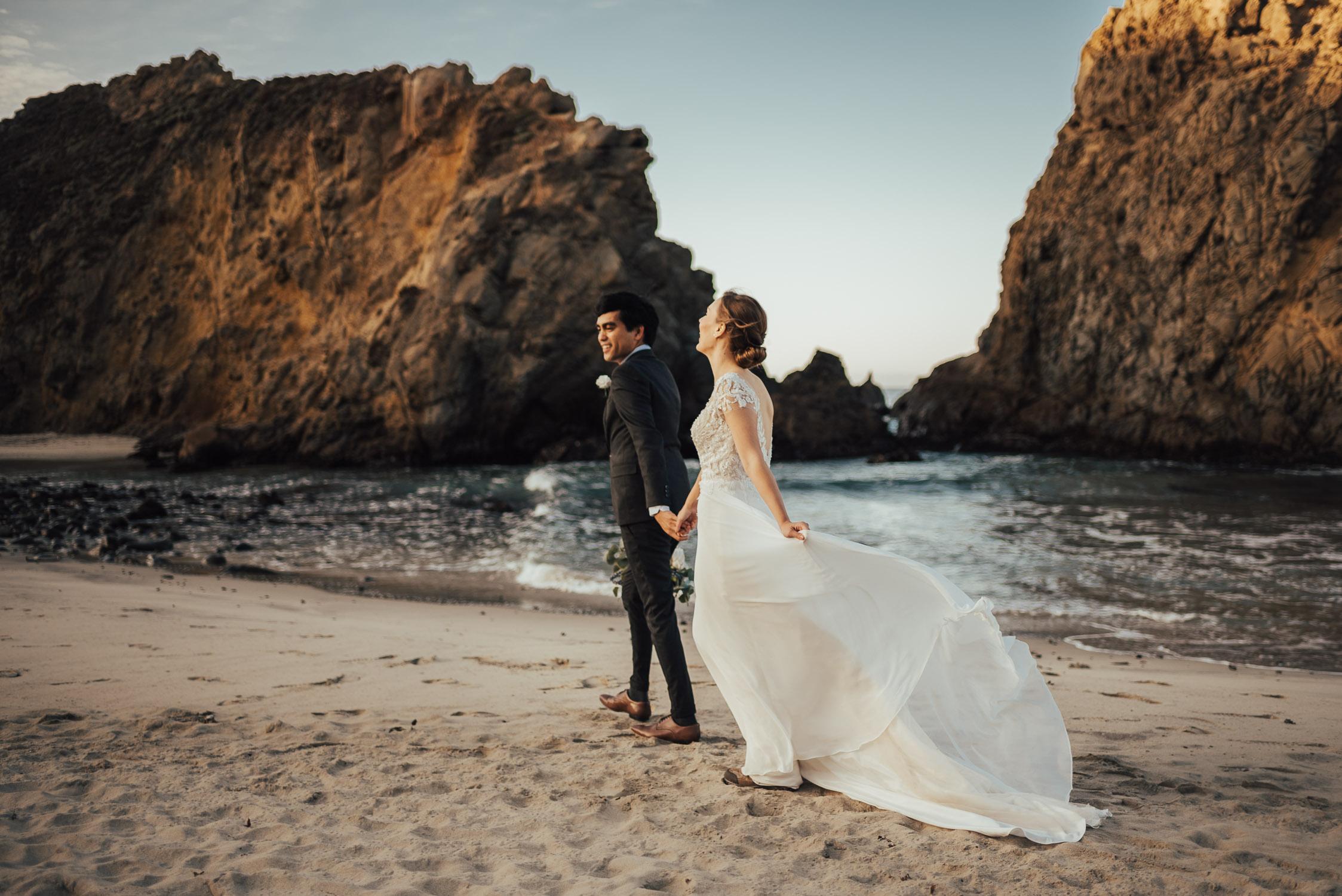 2-big-sur-elopement-beach-wedding