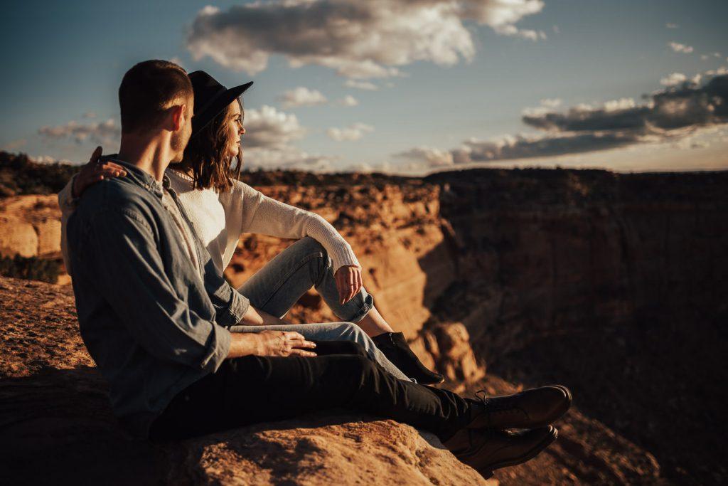 Canyonlands National Park Engagement Photos